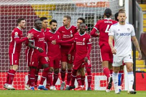 Premier League: Salah shines in Liverpool win over West Ham - Football News in Hindi