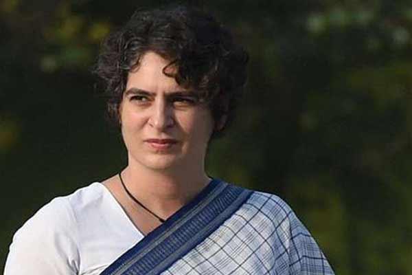 प्रियंका गांधी वाड्रा की रैली : यूपी कांग्रेस के दिग्गजों को टाइमिंग पर आपत्ति