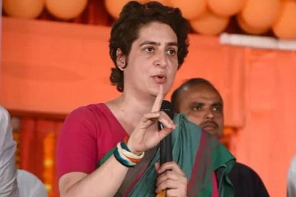 किसानों को देशद्रोही कहने वाला देशभक्त नहीं हो सकता : प्रियंका