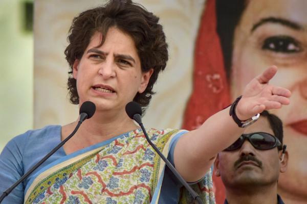 Priyanka Gandhi attack on BJP government - Delhi News in Hindi
