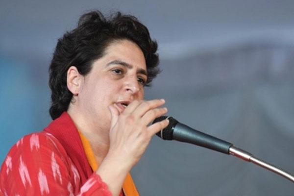 प्रियंका ने योगी, अखिलेश के कोरोना से जल्द रिकवर होने की कामना की