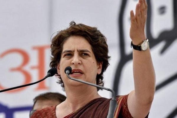 Assam Election: Priyanka Gandhi bids for ECM controversy- Vanakkam for fairness of EC - Delhi News in Hindi