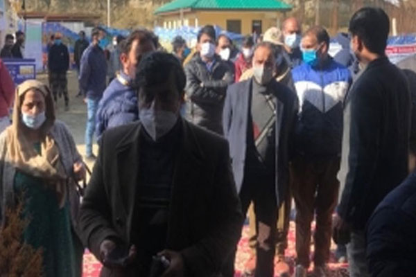 Foreign diplomats briefed on security situation in J&K - Srinagar News in Hindi