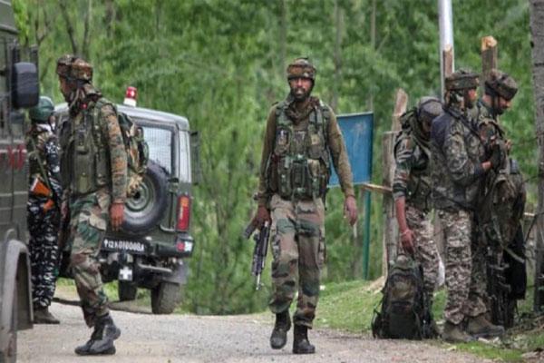 Encounter incident in Pulwama district of Kashmir, 2 terrorists killed - Srinagar News in Hindi