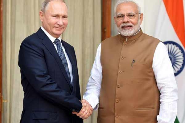 PM Modi talks to Putin on Afghanistan and bilateral matters - Delhi News in Hindi