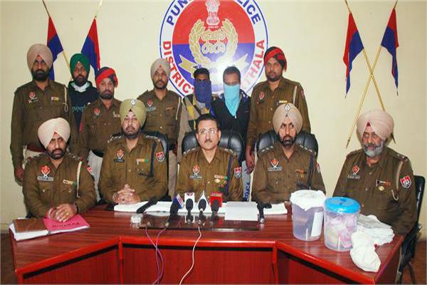 कैश वैन से 1.14 करोड़ लूट के आरोपियों ने की थी भोगपुर में डेरा संचालक की हत्या