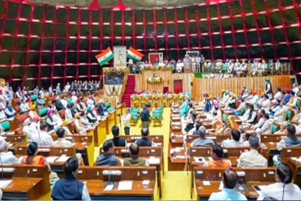 पंजाब विधानसभा में एक बार फिर कृषि कानूनों को वापस लेने के लिए प्रस्ताव पारित