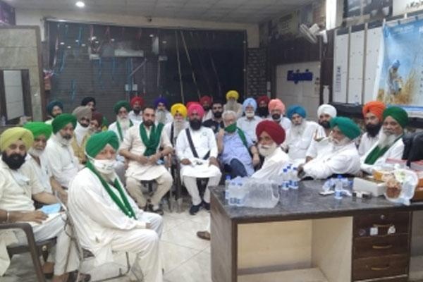 पंजाब के किसान संगठनों का फैसला, 8 मई को करेंगे लॉकडाउन का विरोध
