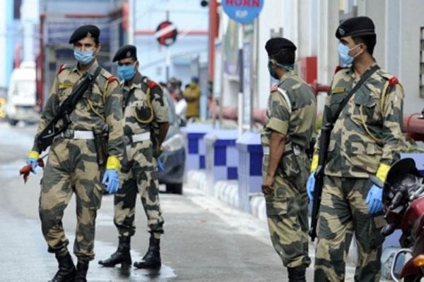BSF kills two Pakistan infiltrators in Punjab - Punjab-Chandigarh News in Hindi