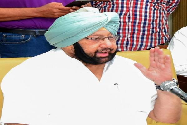 पंजाब के मुख्यमंत्री ने किसानों से राज्य में विरोध प्रदर्शन से दूरी बनाने की अपील की