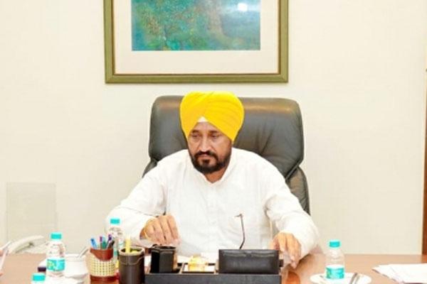 पंजाब के मुख्यमंत्री को कैबिनेट विस्तार सूची के लिए राहुल की मंजूरी