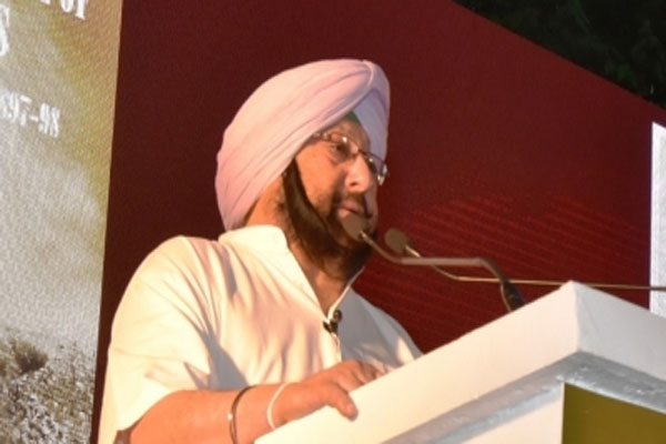 Punjab CM asks for help of Radha Swami Satsang Beas in the battle of covid - Punjab-Chandigarh News in Hindi