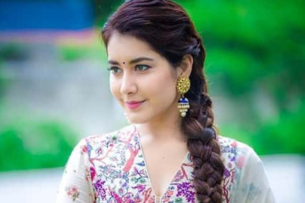 Raashii Khanna: We have a bank of great actresses in the South - Bollywood News in Hindi