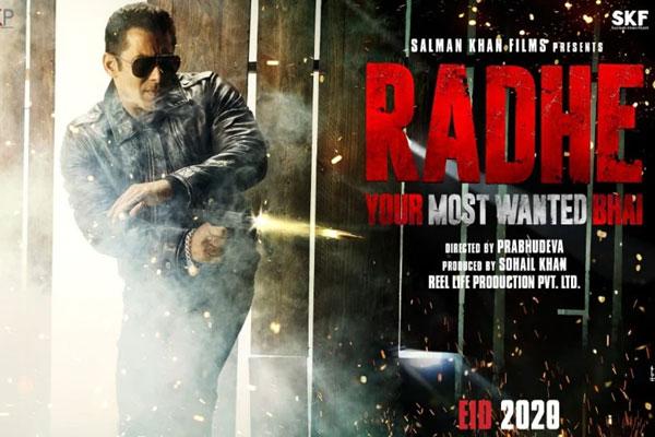 Radhe climax sequence will be the biggest bang! - Bollywood News in Hindi