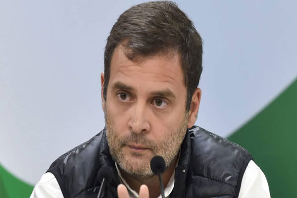 Rahul Gandhi demands investigation into blast in stone quarry in Karnataka - Delhi News in Hindi