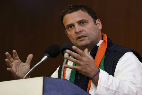 Rahul Gandhi in Berlin: BJP, RSS trying to divide India, spreading hatred - Delhi News in Hindi