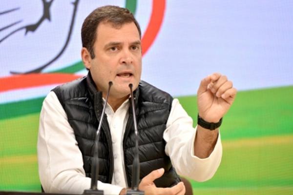 'मन की बात' नहीं, 'काम की बात' करूंगा : राहुल गांधी