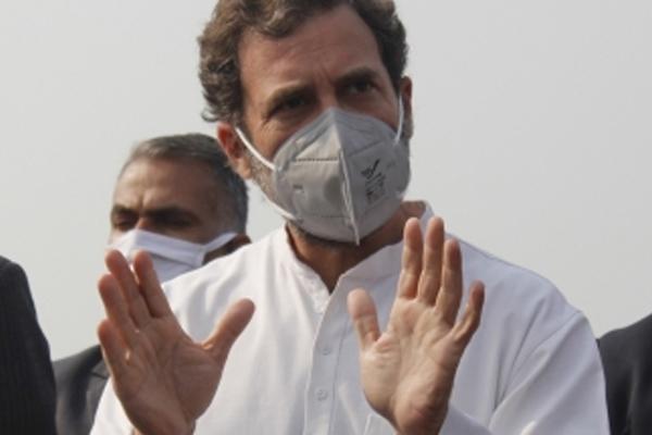 कोविड की दूसरी लहर के दौरान सरकार के गलत फैसलों ने 50 लाख लोगों की जान ली : राहुल
