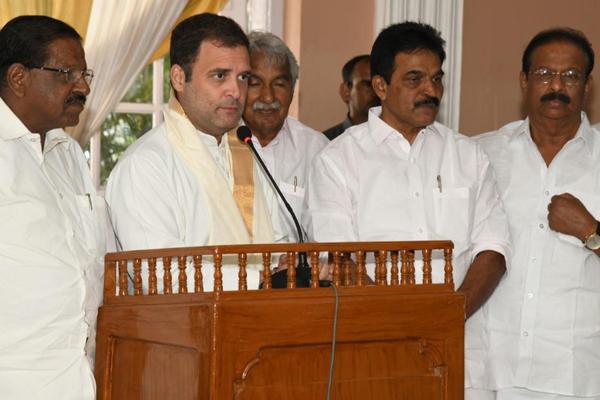 Congress president Rahul Gandhi attack  on Prime Minister narendra  Modi - Kannur News in Hindi