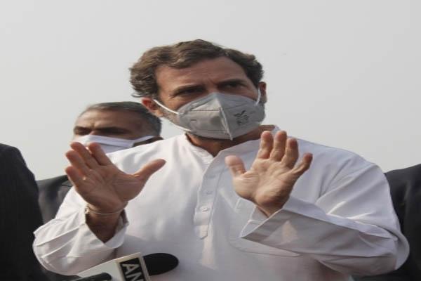 Rahul Gandhi to appear in Surat court on Thursday - gandhinagar News in Hindi