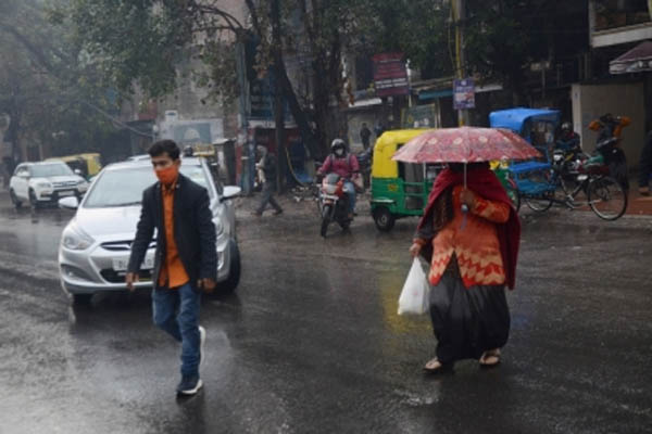 Monsoon likely to be slow in Delhi, neighboring states - Meteorological Department - Delhi News in Hindi