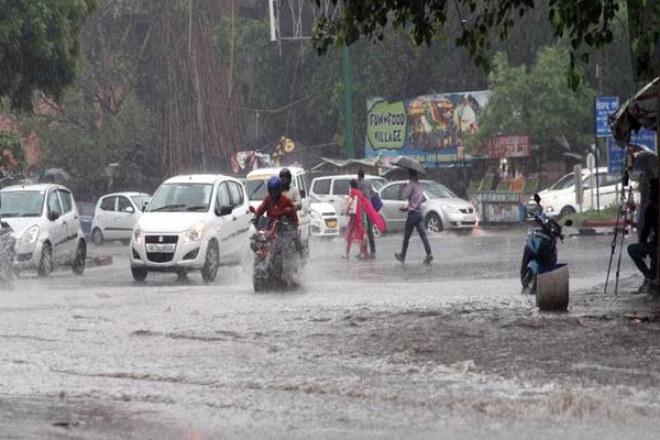 Heavy to very heavy rainfall expected in 16 states in next 2 days: NDMA - Delhi News in Hindi