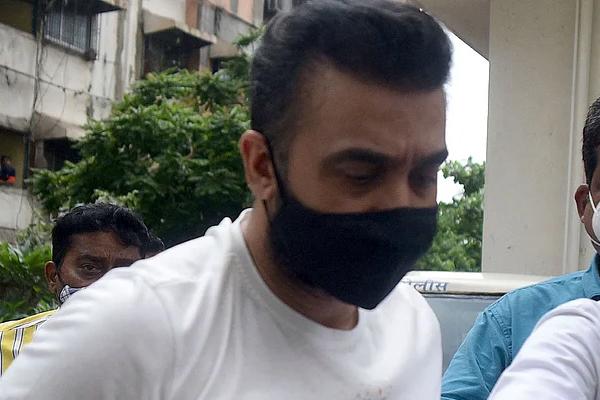 राज कुंद्रा और उनके आईटी प्रमुख रयान थोर्प 27 जुलाई तक रहेंगे पुलिस हिरासत में