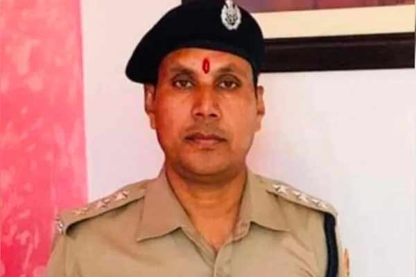 Rajasthan government sacked RPS Kailash Bohra from police service - Jaipur News in Hindi