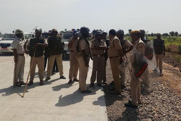 नागौर : ताऊसर में पुलिस के साथ अतिक्रमण हटाने गए घायल जेसीबी चालक की मौत