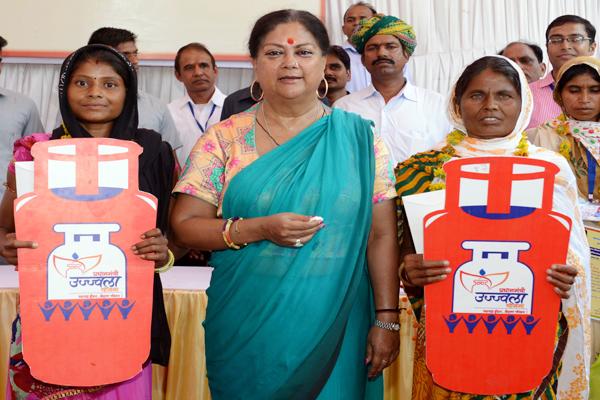 जाति, धर्म या पार्टी के आधार पर नहीं, सबको साथ लेकर सबका विकास किया : मुख्यमंत्री