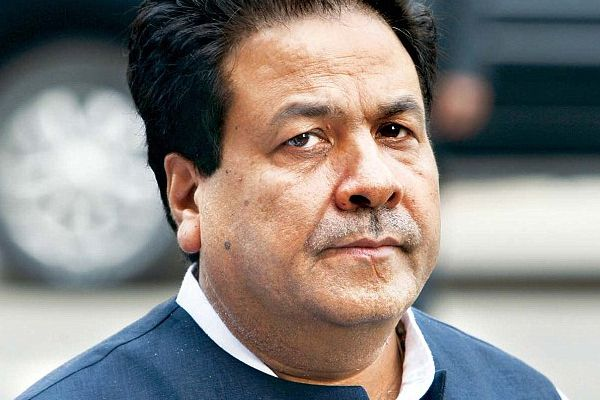 UPCA: 6 quit posts including Rajeev Shukla - Lucknow News in Hindi