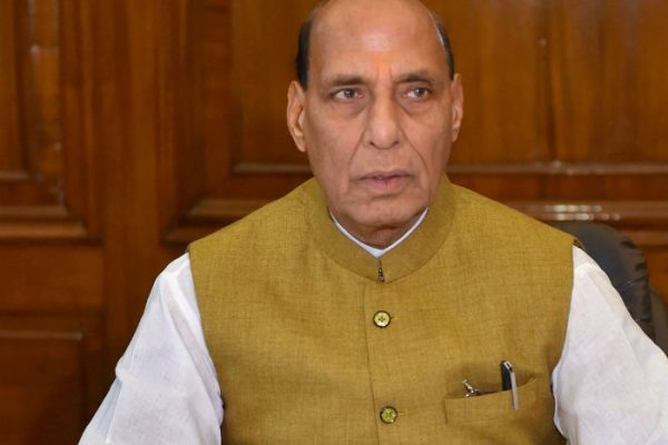 India is facing threats on many fronts, we are ready: Rajnath Singh - Bengaluru News in Hindi
