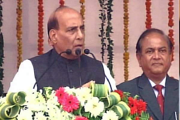 Pakistan does not mend its ways despite our best efforts says Rajnath Singh - Jammu News in Hindi