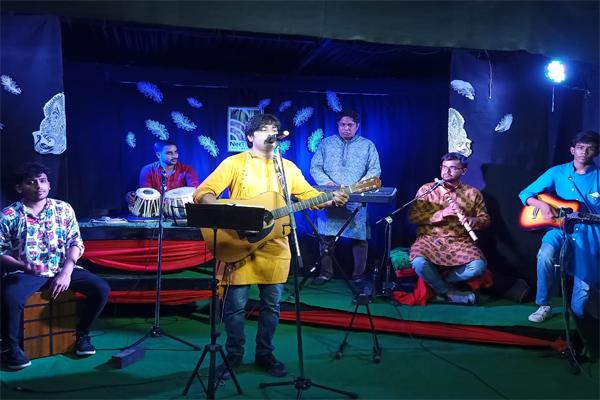 Kabir came alive on net-theat - Jaipur News in Hindi