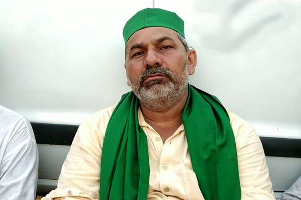 26 January violence: FIR against Rakesh Tikait, other farmer leaders - Delhi News in Hindi