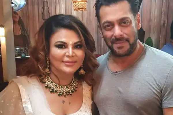 Rakhi Sawant thanks Salman Khan for mother cancer treatment - Bollywood News in Hindi