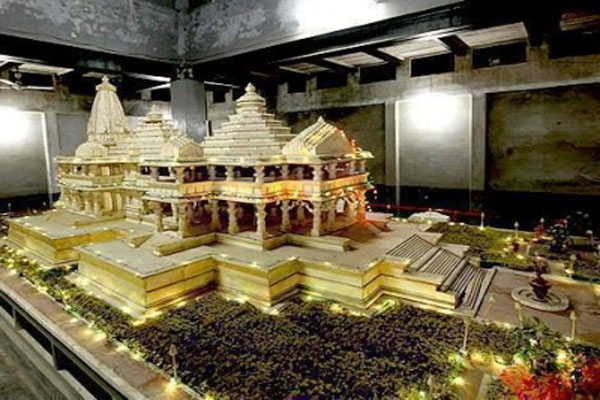 The world largest campaign to raise funds for the construction of Ram temple - Lucknow News in Hindi