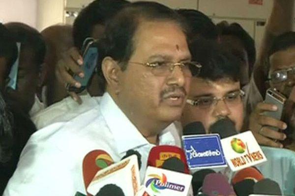 Illegal IT raid wouldnt have happened if Amma was alive says Rama Mohana Rao - Chennai News in Hindi