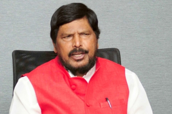 Kshatriyas get 15 percent reservation in Uttar Pradesh - Ramdas Athawale - Lucknow News in Hindi