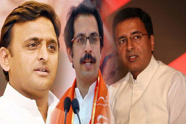 SP Congress scoff at Yogi cabinet farmer loan waiver decision, Shiv Sena happy - Delhi News in Hindi