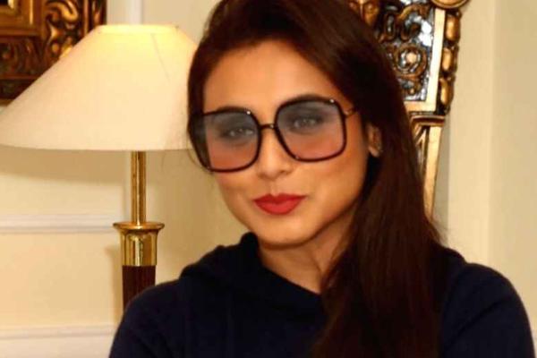 Rani Mukerji: Power with women to change how she represented - Bollywood News in Hindi