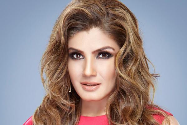Raveena relieves bachpan ki yaadein - Bollywood News in Hindi