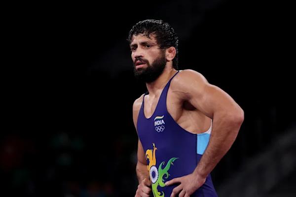 Olympics (Wrestling): Ravi Dahiya will set off to create history today - Sports News in Hindi