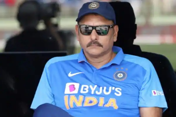 I am being made a scapegoat for the cancelled Test: Shastri - Cricket News in Hindi