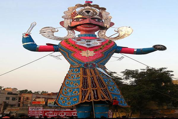 एक मंदिर ऐसा भी जहां दशहरा पर रावण की होती है पूजा
