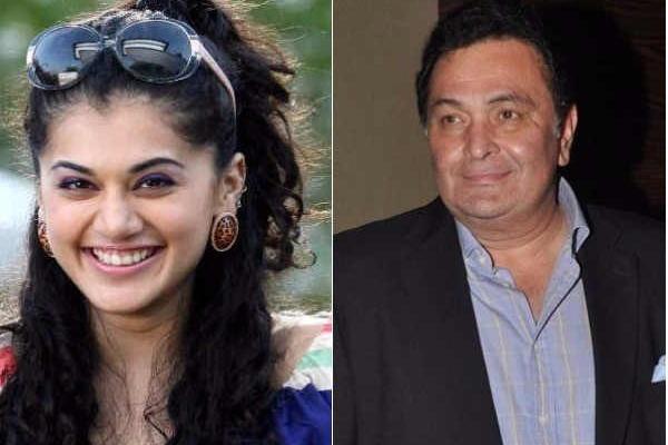 Anubhav Sinha to direct Rishi Kapoor and Tapasee Pannu in his next - Bollywood News in Hindi