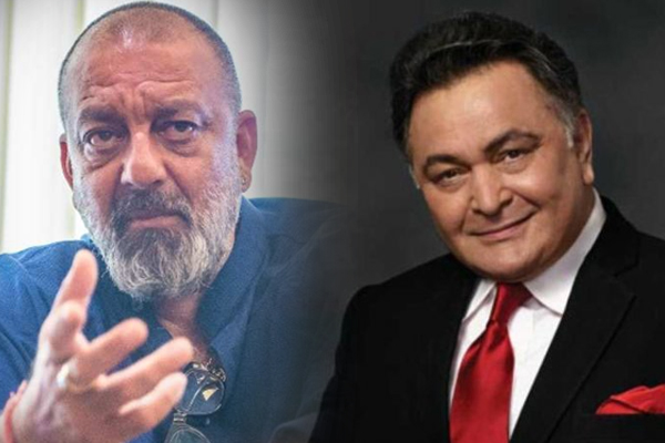 Sanjay Dutt: Rishi Kapoor was always an elder brother to me - Bollywood News in Hindi