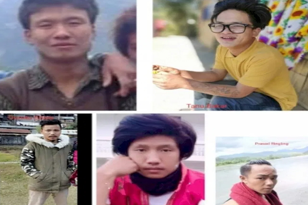 China handed over 5 youths missing from Arunachal to Indian Army - Itanagar News in Hindi