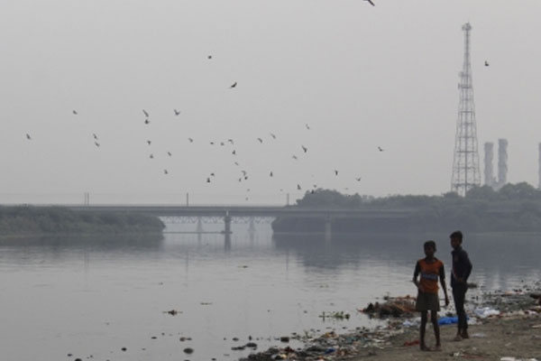 Haryana says in Supreme Court, Delhi responsible for 79 percent pollution of Yamuna - Delhi News in Hindi