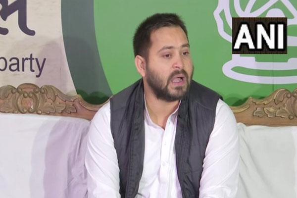 Tejashwi Yadav attacked CM Nitish, said - Bihar is becoming Crime Capital of the Country - Patna News in Hindi